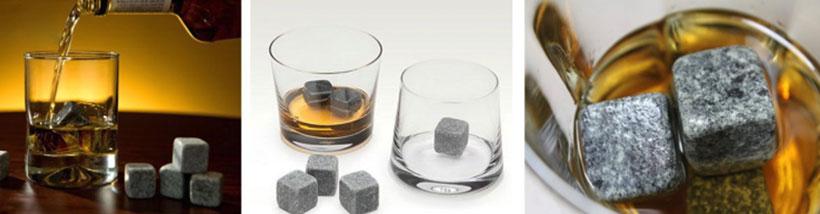 Roca para beber whisky frio sin necesidad de hielo